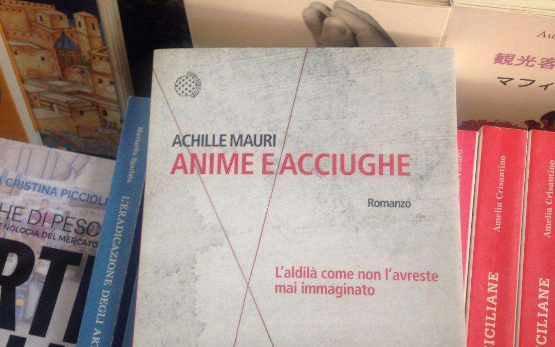 il primo libro di Achille Mauri