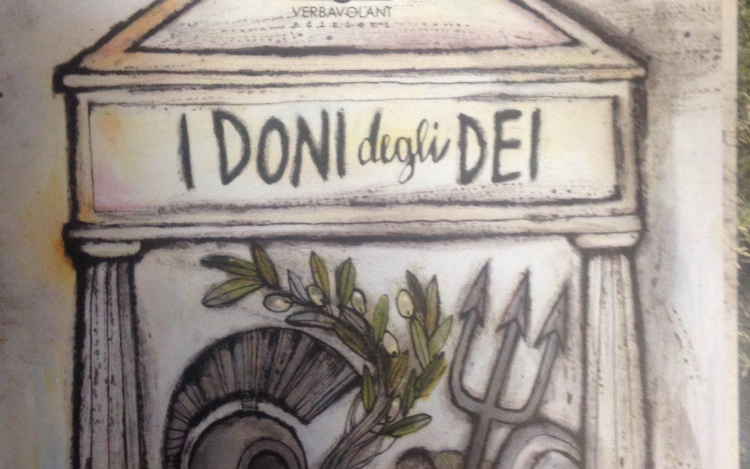 I Doni degli dei: un libro da parati di Giuseppina Norcia