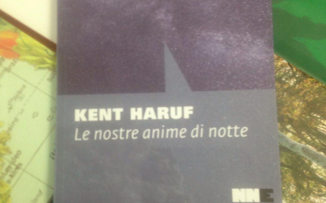 Kent Haruf: Le nostre anime di notte