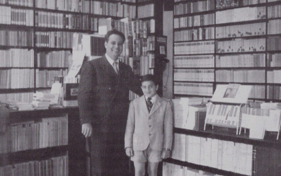 la storia di una libreria attraverso le generazioni