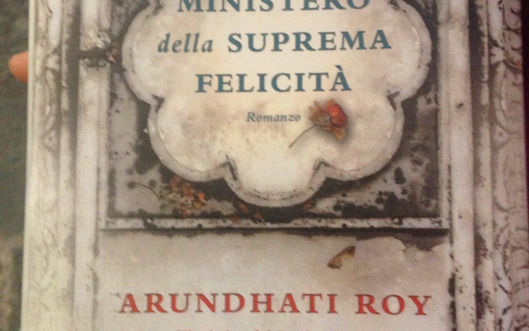 Un ritorno tanto atteso: Arundhati Roy