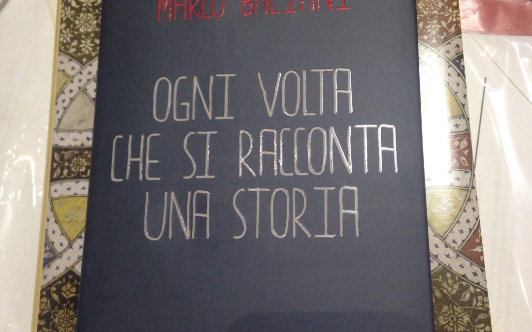 Ogni volta che si racconta una storia… di Marco Baliani