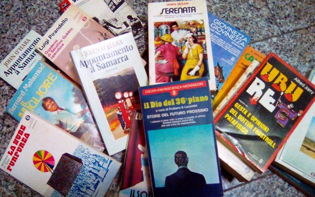 Il catalogo storico della Casa del libro Rosario Mascali