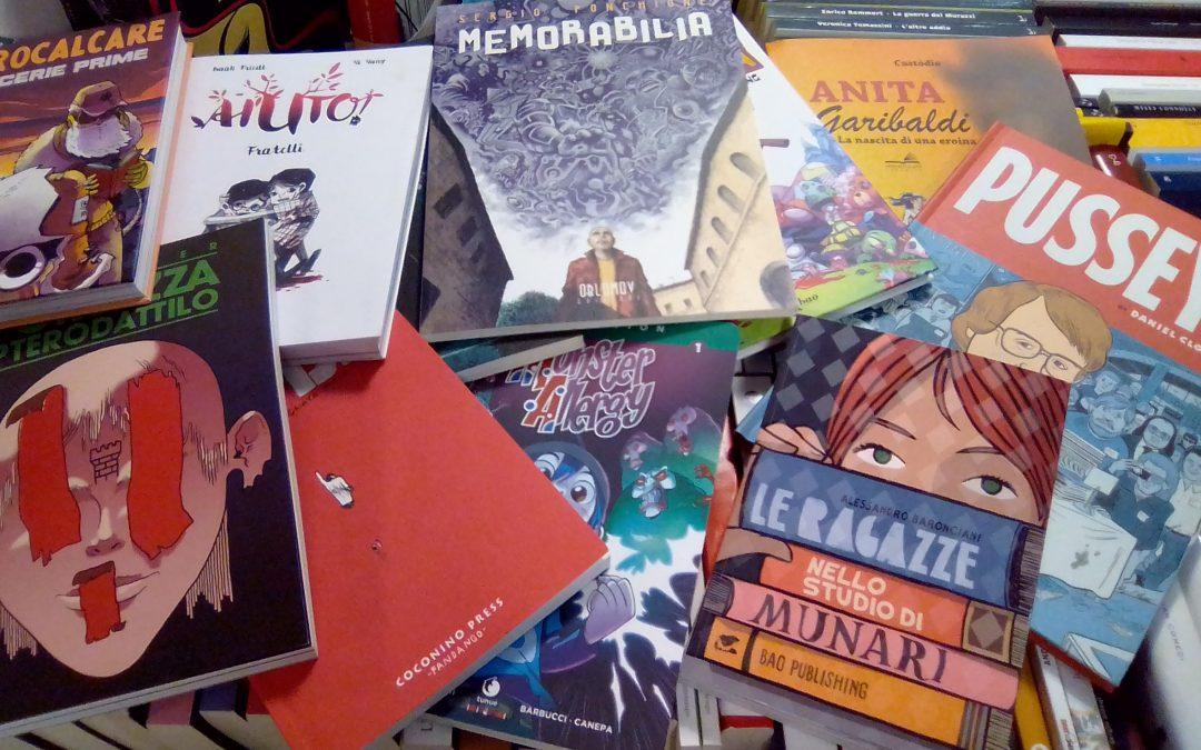 Fumetti fumetti e ancora fumetti