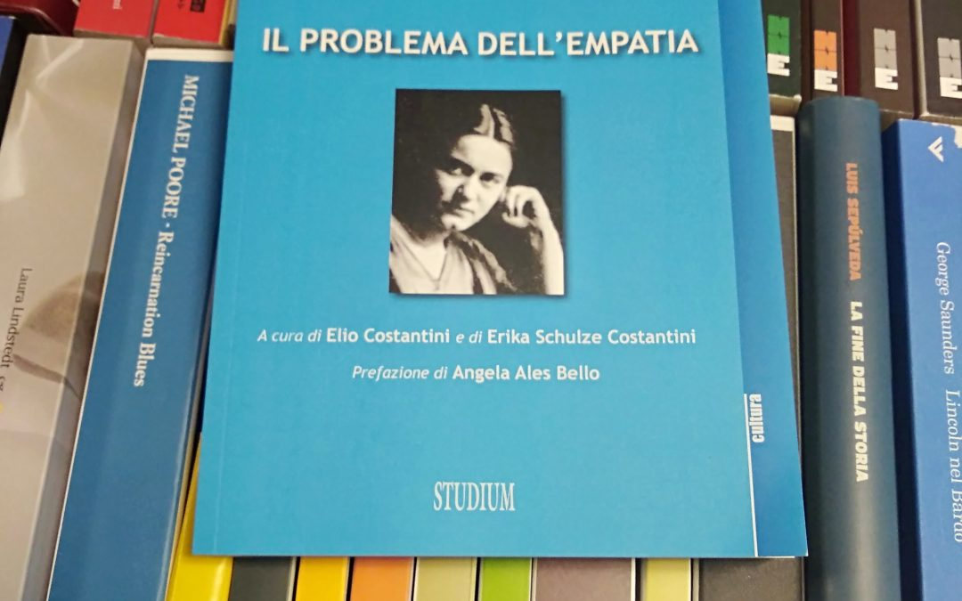 Il problema dell'empatia di Edith Stein